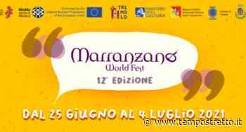 """""""Cuntu, cantu, rap"""" per il 12° Marranzano World Fest - Tempo Stretto"""