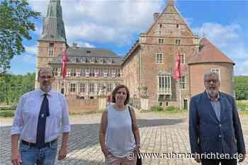 Die Fahne als Zeichen der Verbundenheit hissen | Raesfeld - Ruhr Nachrichten