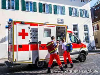 Unfall in Rheinstetten: Verletzter wird erst zum Corona-Impftermin gebracht - Karlsruhe Insider
