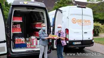 Tafel in Heiligenhafen erhält neue Lebensmittel-Spende - fehmarn24.de