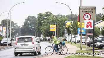 Blumenthaler Straße in Schwanewede soll umgestaltet werden - WESER-KURIER - WESER-KURIER