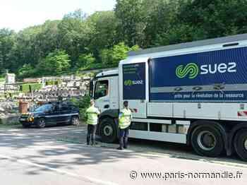 Près de Pont-Audemer, les gendarmes ont contrôlé 47 camions dans la matinée - Paris-Normandie