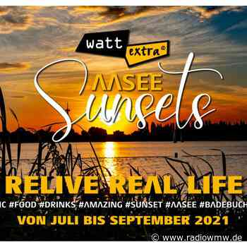 WattExtra Aasee Sunsets in Bocholt - RADIO WMW