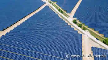 Templin stoppt vorerst Solaranlagen auf Äckern - Nordkurier