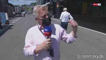 Formel 1 Video: Johnny Herbert über die Verlängerung von Lewis Hamilton - Sky Sport