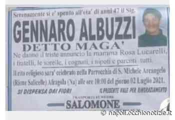 Ieri l'addio a Margot   Funerali pagati da lontani parenti - L'Occhio di Napoli