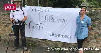 Taunusstein: Gunter Lutzi läuft 800 Kilometer durch Hessen - Wiesbadener Kurier