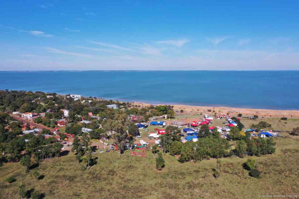 Ambiente óptimo en Carmen del Paraná en otra gran cobertura del Grupo Nación - Versus