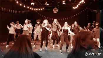 Val-d'Oise. Cergy. Trente jeunes investissent la scène du Théâtre 95 - La Gazette du Val d'Oise - L'Echo Régional