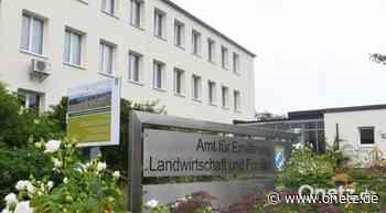 Landwirtschaftsämter Weiden und Tirschenreuth seit 1. Juli vereint - Onetz.de