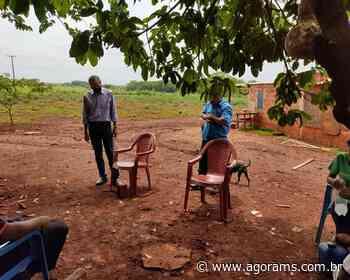 Vereador Ishy é atendido em demandas da comunidade indígena do Passo Piraju - Agora MS