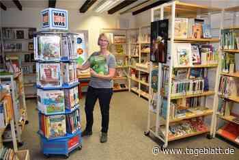 Wie die Bücherei in Jork ihre Digitalisierung vorantreibt - Jork - Tageblatt-online