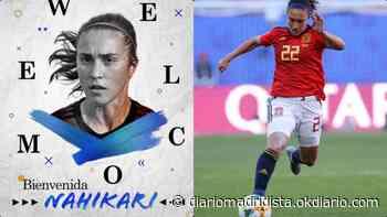 Oficial: el Real Madrid ficha a Nahikari Garcia - Diario Madridista