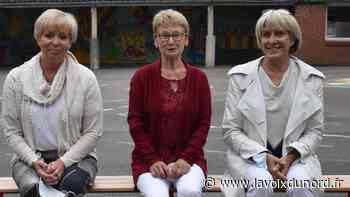Nieppe: trois départs à la retraite à l'école du Sacré-Cœur - La Voix du Nord
