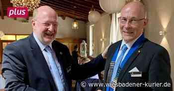 Idstein Rotarier in Idstein und Bad Camberg haben neuen Präsidenten - Wiesbadener Kurier