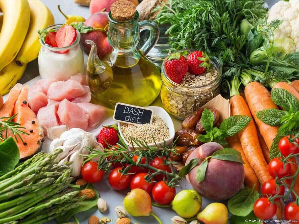 DASH-Diät: So funktioniert das neue Ernährungskonzept - Wissen - Stuttgarter Nachrichten