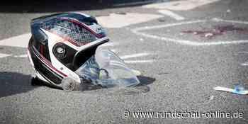 Unfall in Troisdorf: Motorradfahrer kommt ins Schleudern und verletzt sich - Kölnische Rundschau