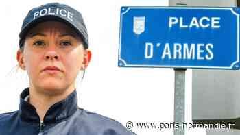 Caroline, élève à l'école de police d'Oissel : « Toute ma vie a été organisée pour cela » - Paris-Normandie