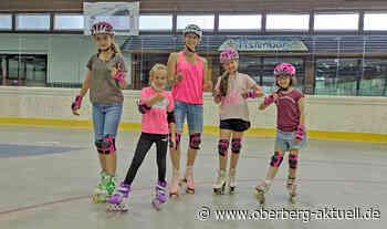 Roller-Laufzeit in der Eissporthalle Wiehl - Oberberg Aktuell