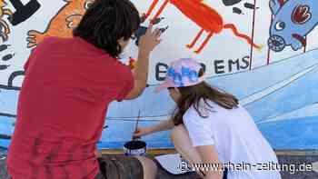 Tagesausflüge, Kunstaktionen, Detektivspiele: Endlich wieder Ferienprogramm im Jugendzentrum Bad Ems - Rhein-Zeitung