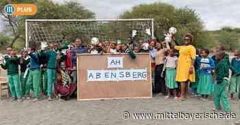 Hilfe aus Abensberg für Tansania - Mittelbayerische
