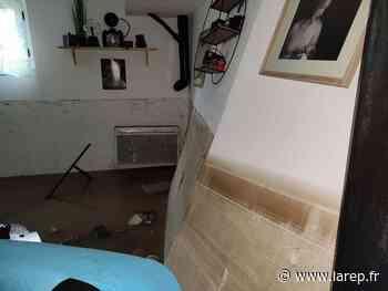 Vingt-cinq habitations victimes de l'orage - La République du Centre