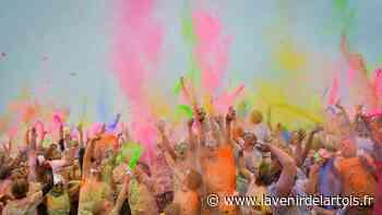 Course : Auchel : la Color Run est repoussée en septembre - L'Avenir de l'Artois