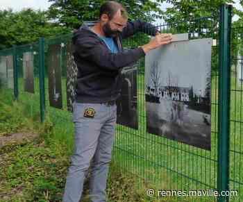 Chartres-de-Bretagne. Exposition Le Troisième œil sur les grilles du collège - maville.com
