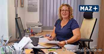 So arbeitet eine Berufsbetreuerin in Wittstock - Märkische Allgemeine Zeitung