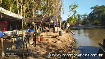 Homens são encontrados mortos às margens de rio em Pontes e Lacerda - Cáceres Noticias