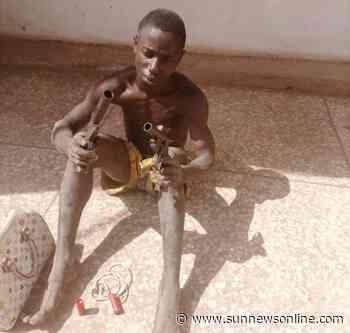 Nasarawa: Police nab armed robbery gang threatening New Karu communities - Daily Sun
