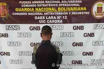 Detienen a falso FAES en Carora - La Prensa de Lara