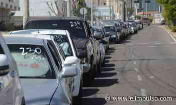 ▷ Gasolina presuntamente para militares activa protesta de conductores en Carora #1Jun - El Impulso