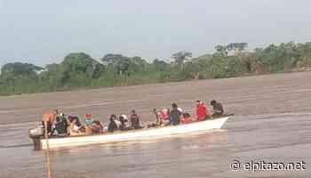 Delta Amacuro   Pobladores reportan naufragio de embarcación que zarpó desde Tucupita hasta Trinidad - El Pitazo