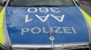Unfall auf der B29 zwischen Westhausen und Lauchheim - Rems-Zeitung
