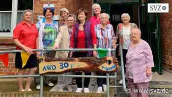 Arbeiterwohlfahrt Perleberg : Die Dallminer Ortsgruppe der Awo feiert ihr 30-jähriges Bestehen   svz.de - svz – Schweriner Volkszeitung