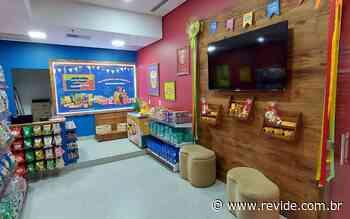 Santa Helena abre loja temporária para apoiar instituição de Ribeirão Preto - Revide