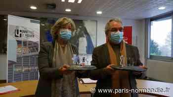 La Ville de Mont-Saint-Aignan et l'Université de Rouen renforcent leur union - Paris-Normandie