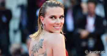 """Scarlett Johansson: """"Habe jetzt weniger Angst als früher"""" - KURIER"""