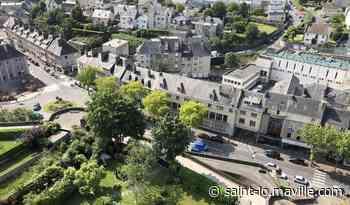 Saint-Lo-Coutances-Cherbourg - Saint-Lô. Élargissement de la zone 30 en cœur de ville - maville.com