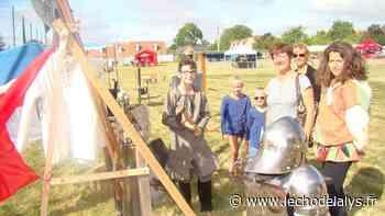 Fête : Une fête médiévale ce week-end à Aire-sur-la-Lys - L'Écho de la Lys