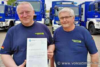 Hilfswerk Halberstadt wird 30 Jahre - Volksstimme
