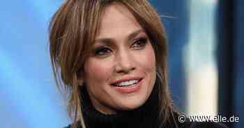 Jennifer Lopez: Ciao Curtain Bangs! Ihre Slip Bangs sind der Frisuren-Trend im Sommer 2021 - ELLE
