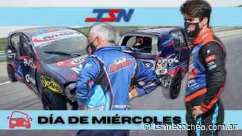 José Luis Arrate protagonizó un fuerte accidente en el Gálvez - TSN Noticias