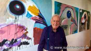 Kunst in Poing: Die ganze Welt in einem Auge - Süddeutsche Zeitung