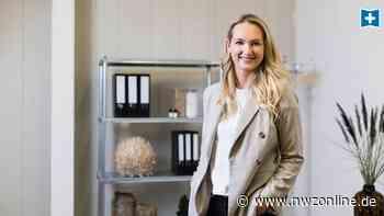 Start-Up kompackt61 aus Wiesmoor: Alternative zu Styropor aus Jute - Alexandra Kletzsch aus Friedeburg gründet Unternehmen - Nordwest-Zeitung