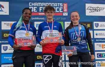 Championnats de France à Sarrians : déjà deux titres pour le Lempdes BMX Auvergne ! - La Montagne
