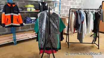 À Saint-Palais, Jacod développe ses vêtements Made in Pays Basque - France Bleu