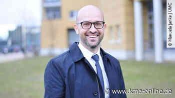 Strategischer Geschäftsführer: Giebe übernimmt zusätzliche Position in Wolgast - kma Online