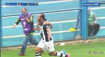 Hernán Barcos selló victoria de Alianza Lima sobre Sport Boys | VIDEO - Diario Ojo